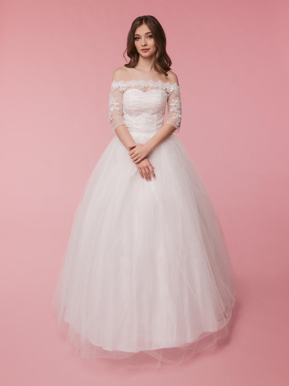 Свадебное платье Мимоза 1