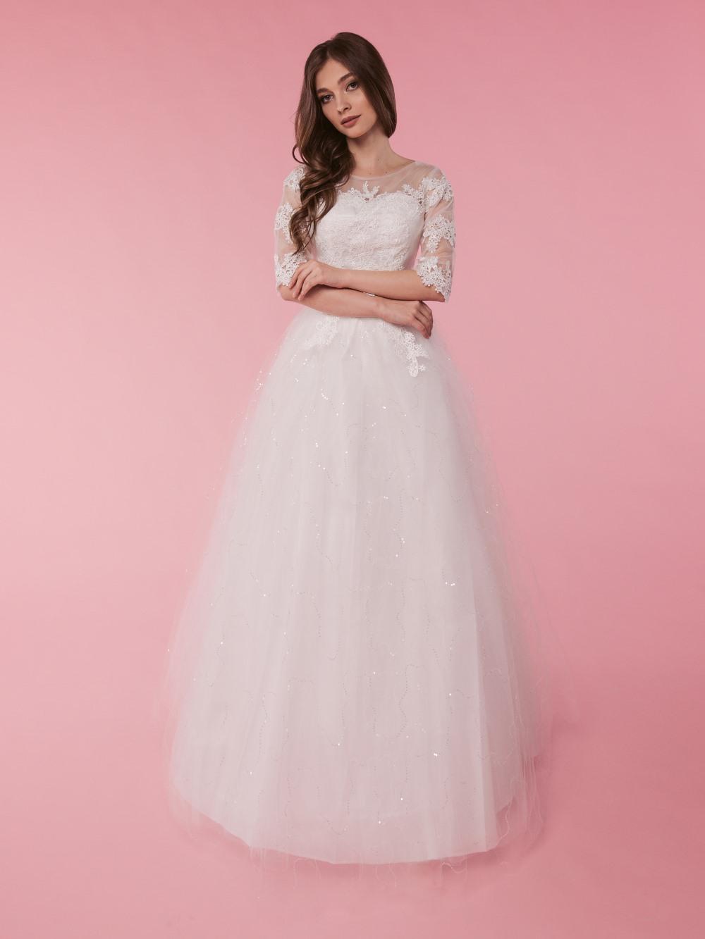 Свадебное платье Моанна 1