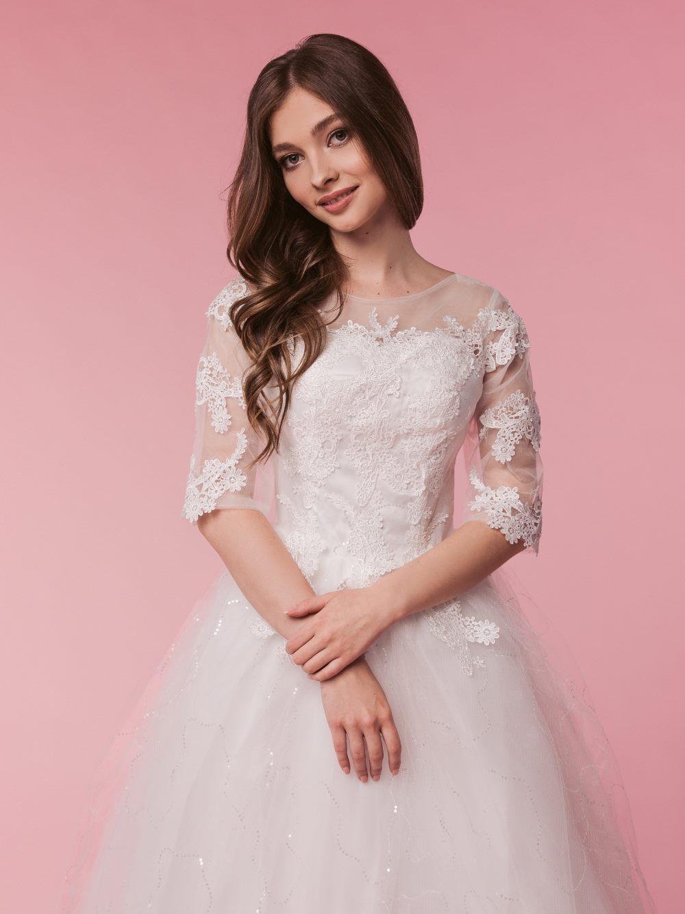 Свадебное платье Моанна 2