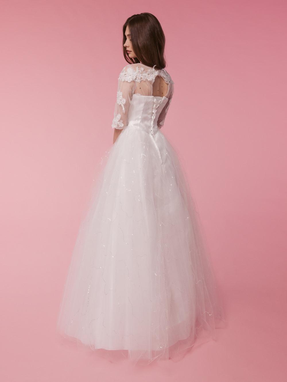 Свадебное платье Моанна 3