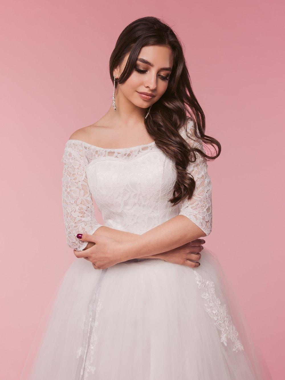 Свадебное платье Мюрей 2