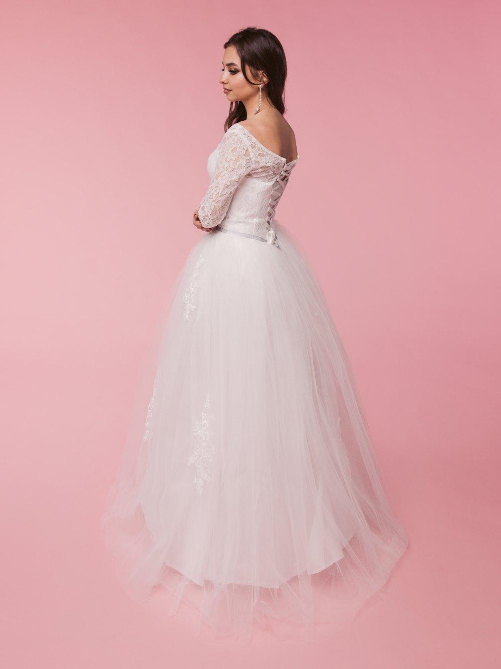 Свадебное платье Мюрей 3