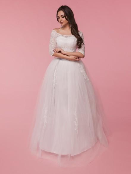 Свадебное платье Мюрей
