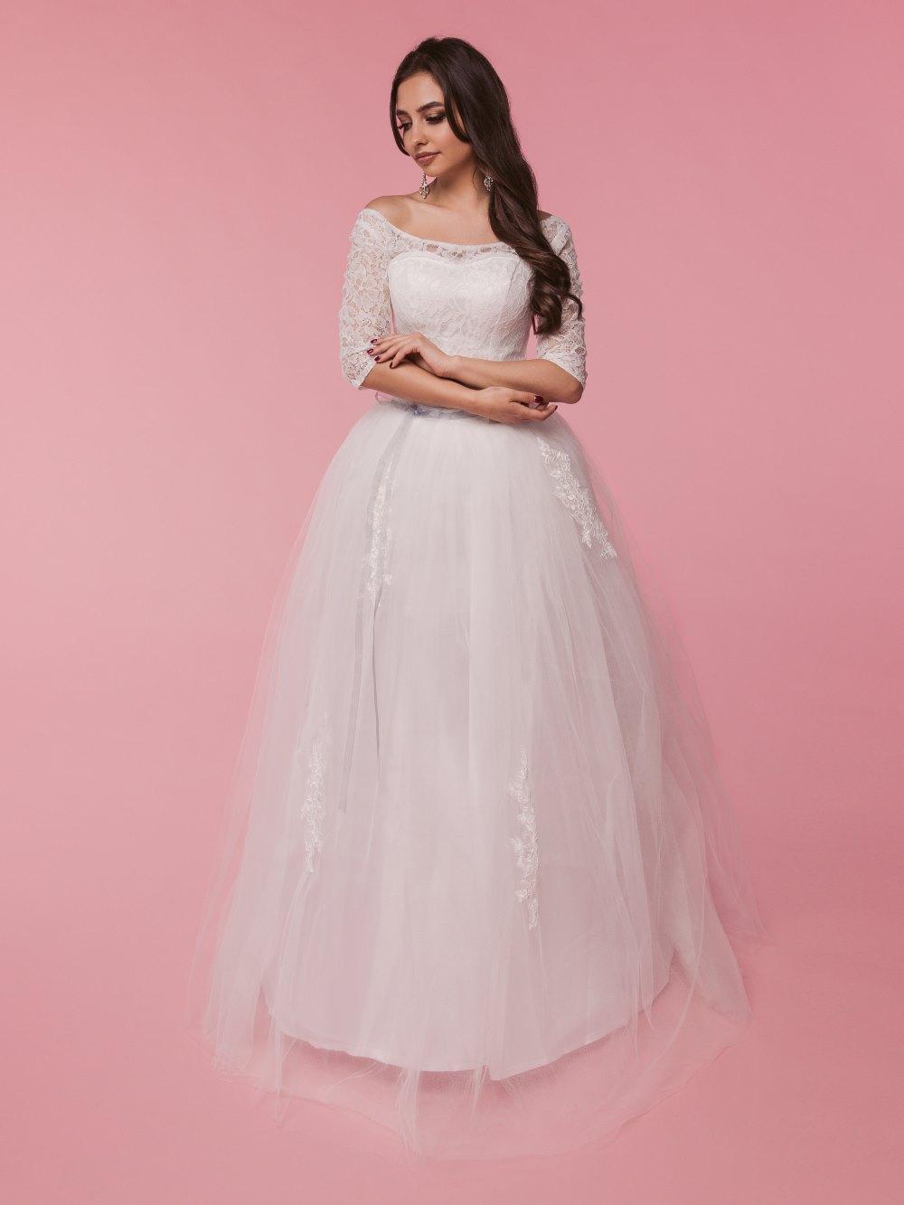 Свадебное платье Мюрей 1