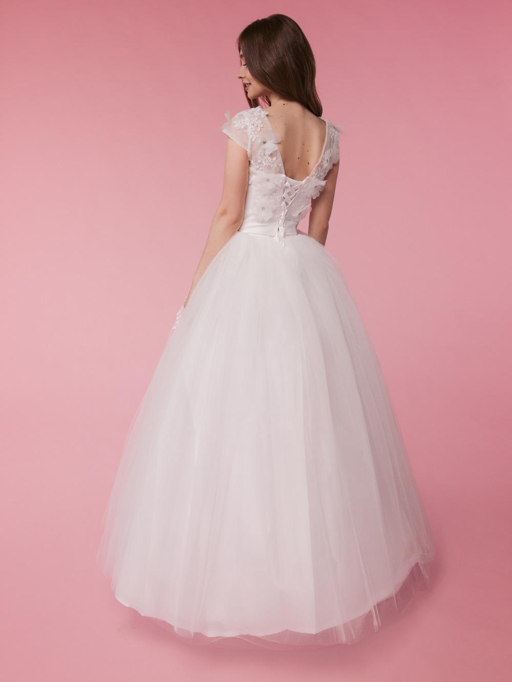 Свадебное платье Пандора 2