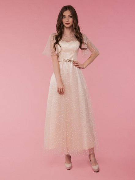 Свадебное платье Прада-1
