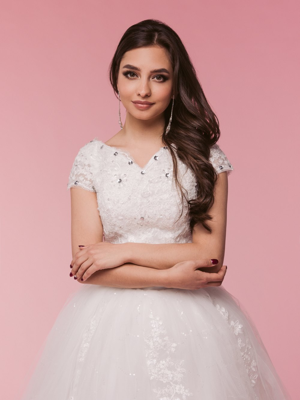 Свадебное платье Присцилла 2