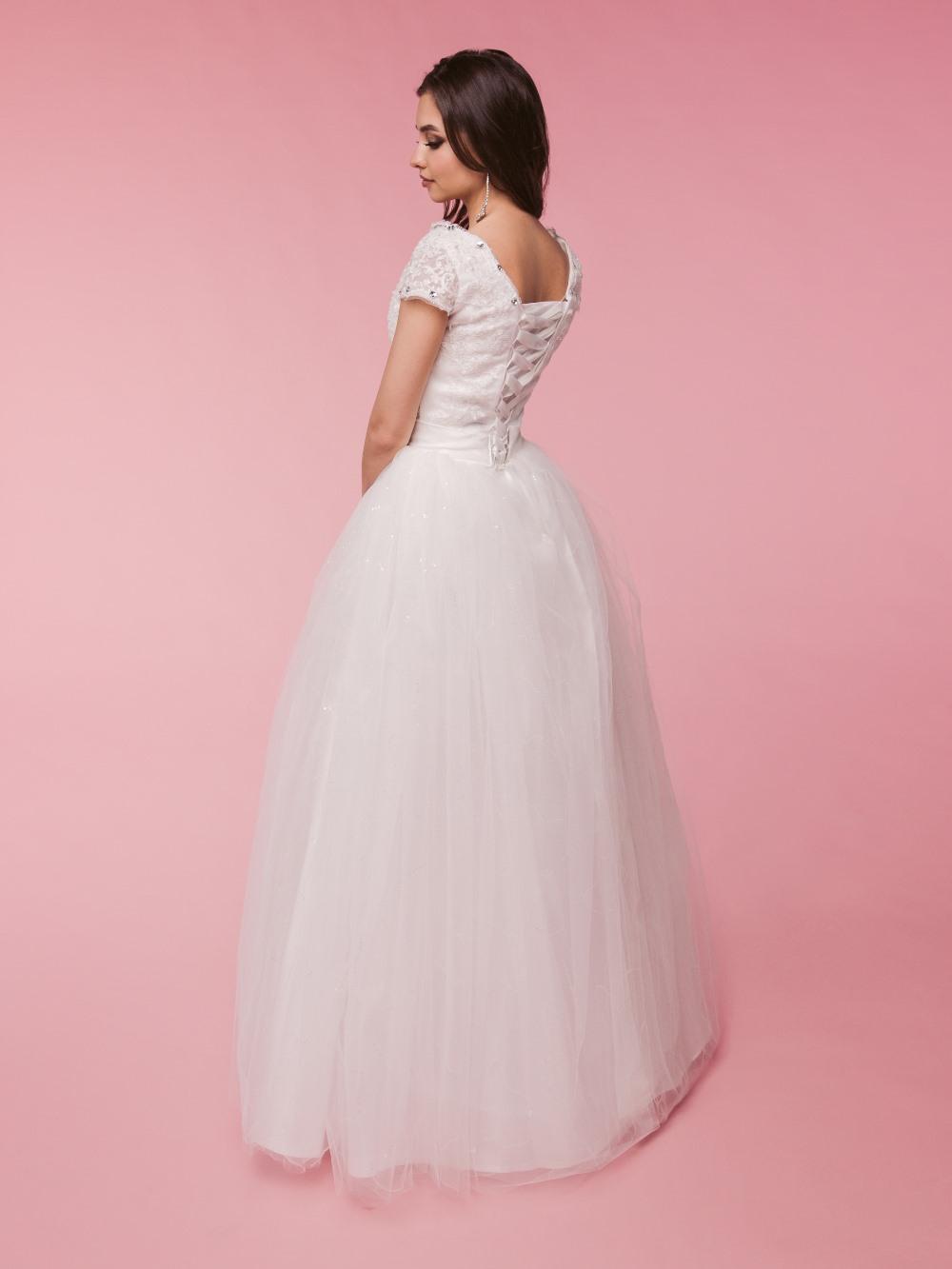 Свадебное платье Присцилла 3