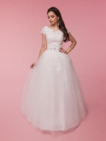 Свадебное платье Присцилла