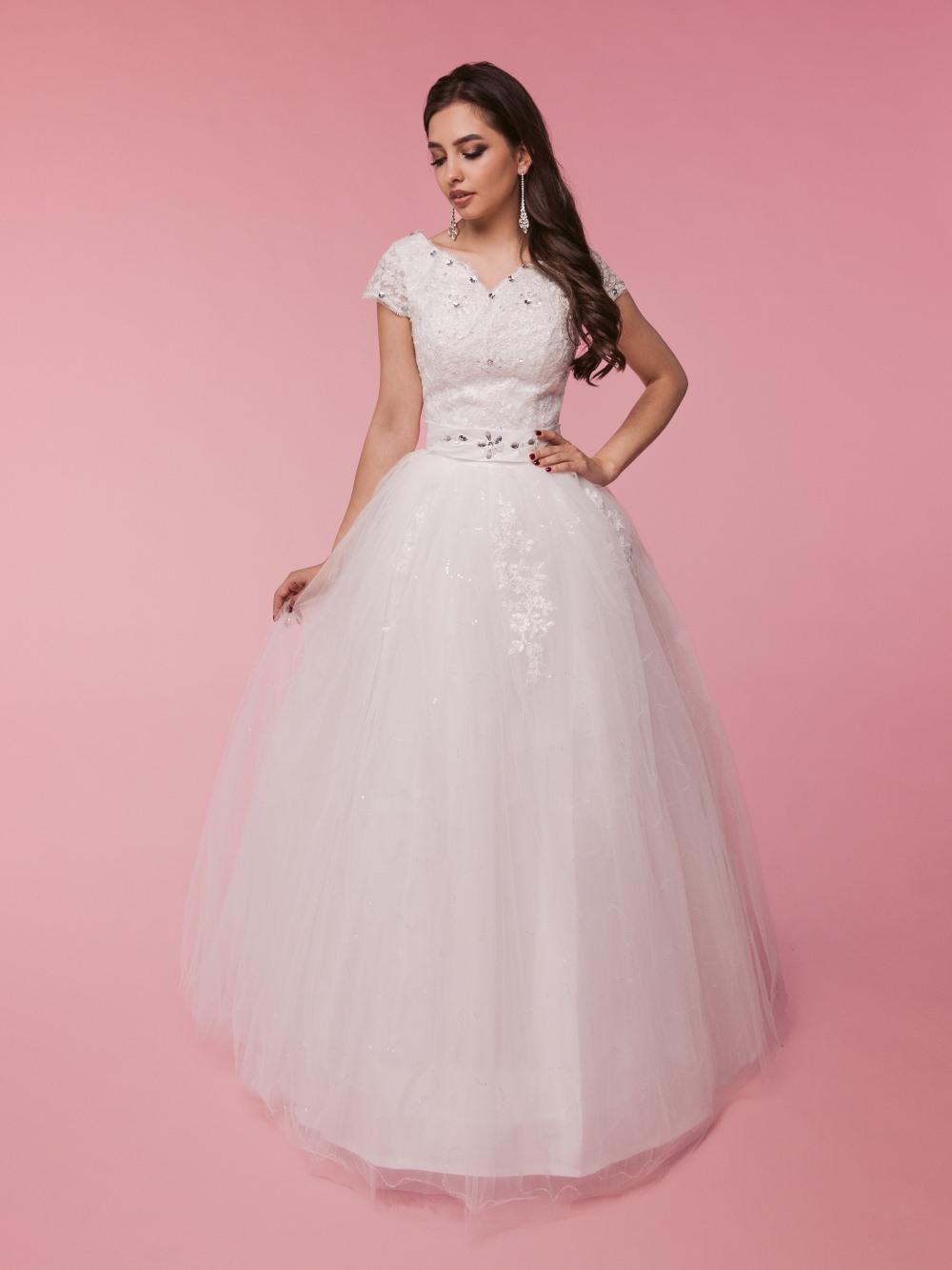 Свадебное платье Присцилла 1