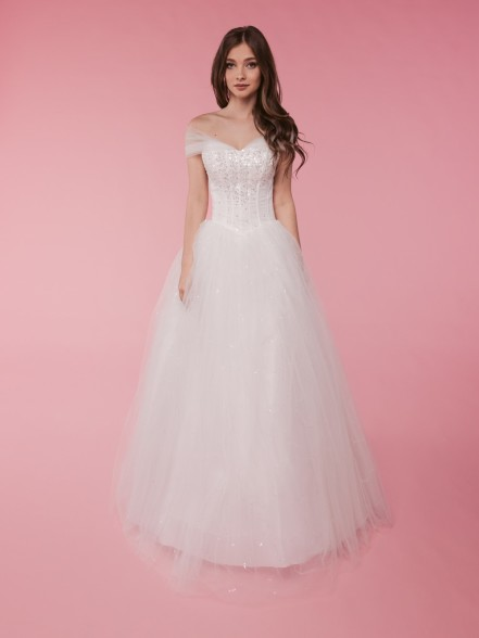 Свадебное платье Солана