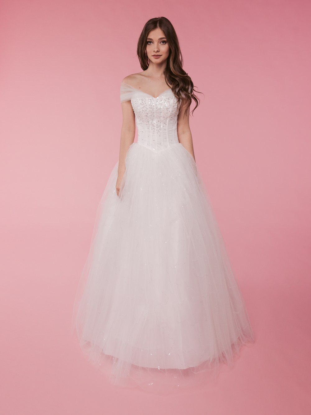 Свадебное платье Солана 1