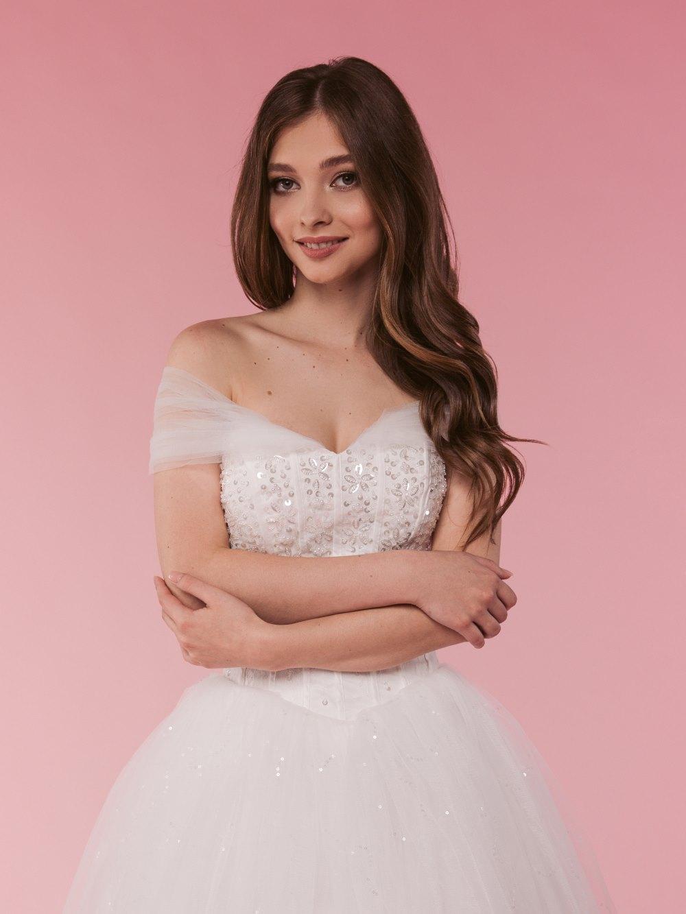 Свадебное платье Солана 2