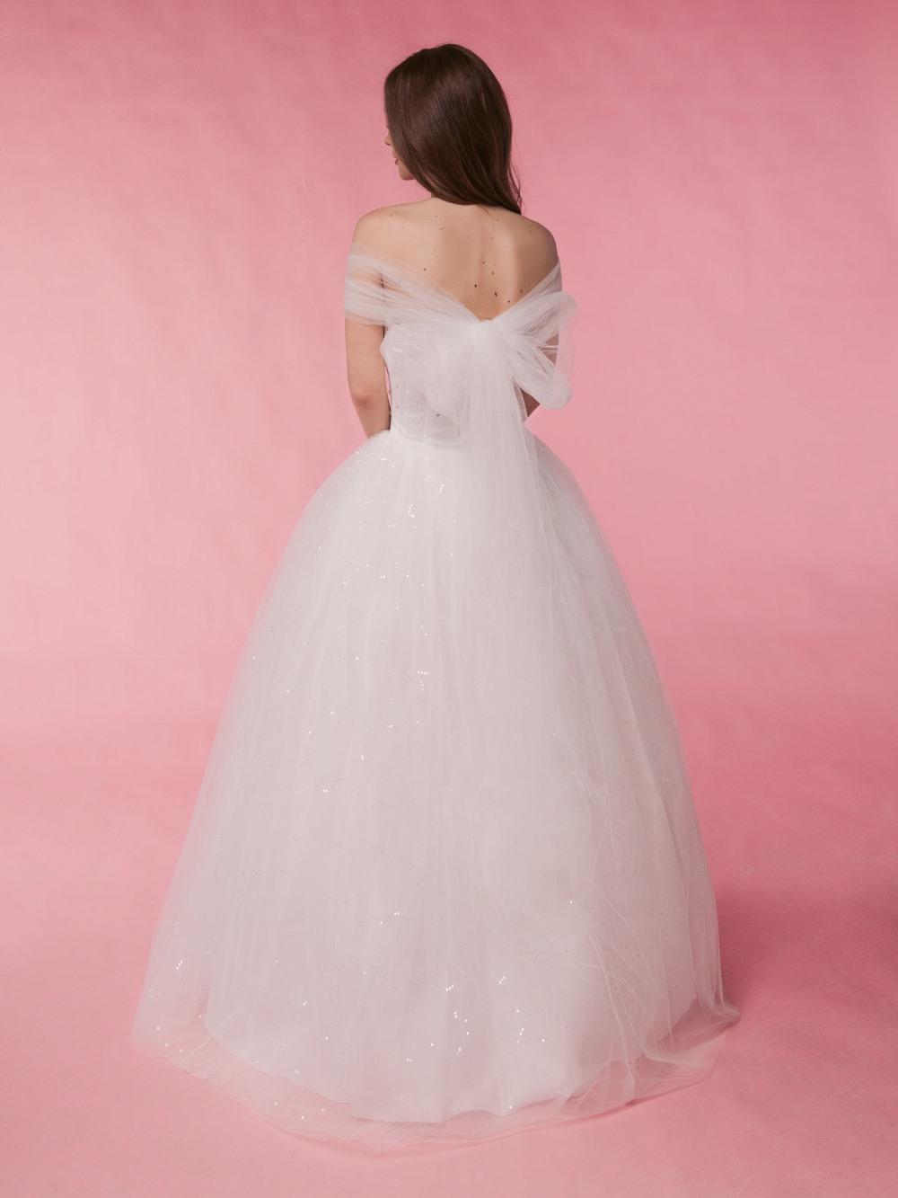 Свадебное платье Солана 3