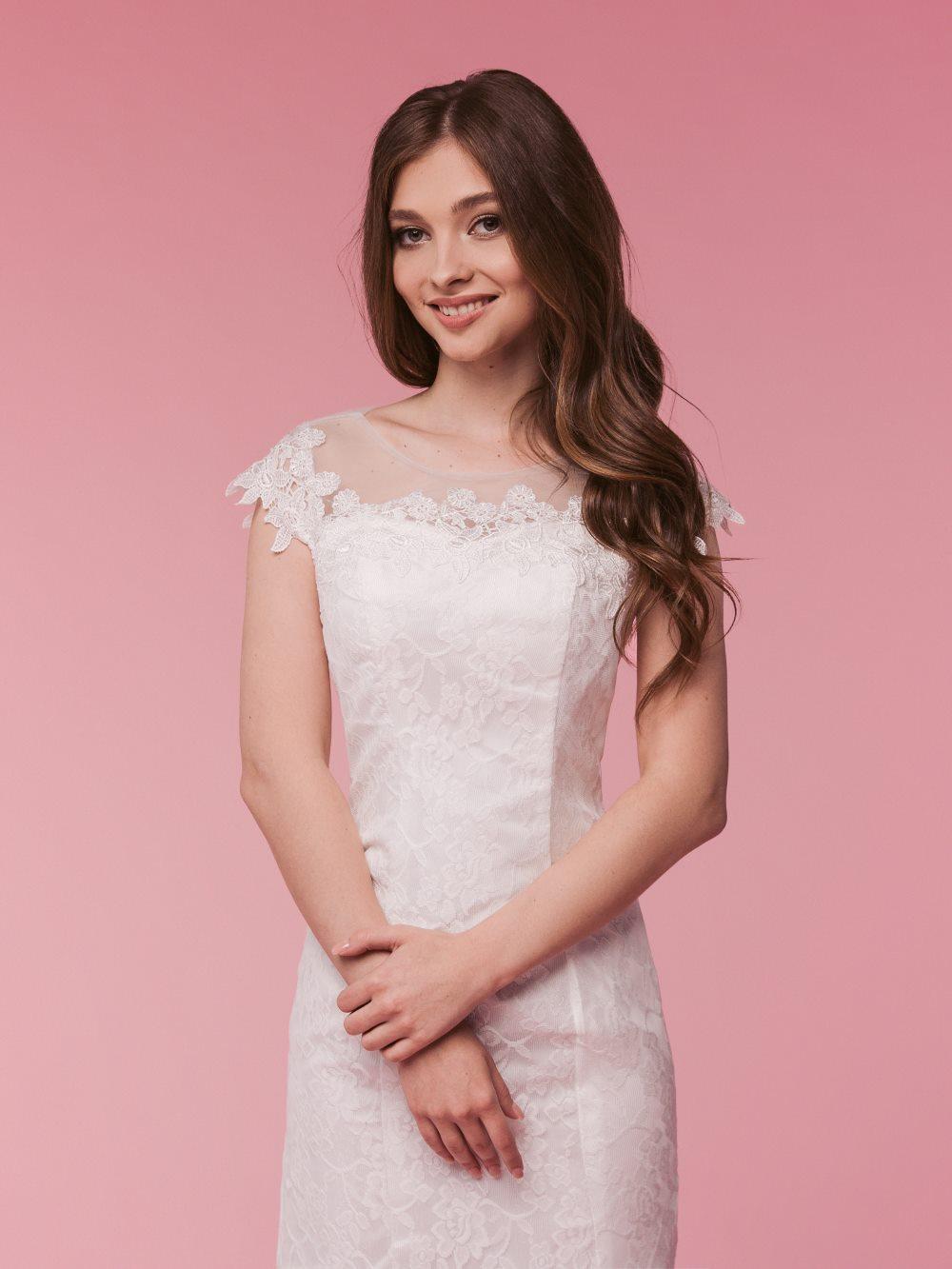 Свадебное платье Тэсс 2