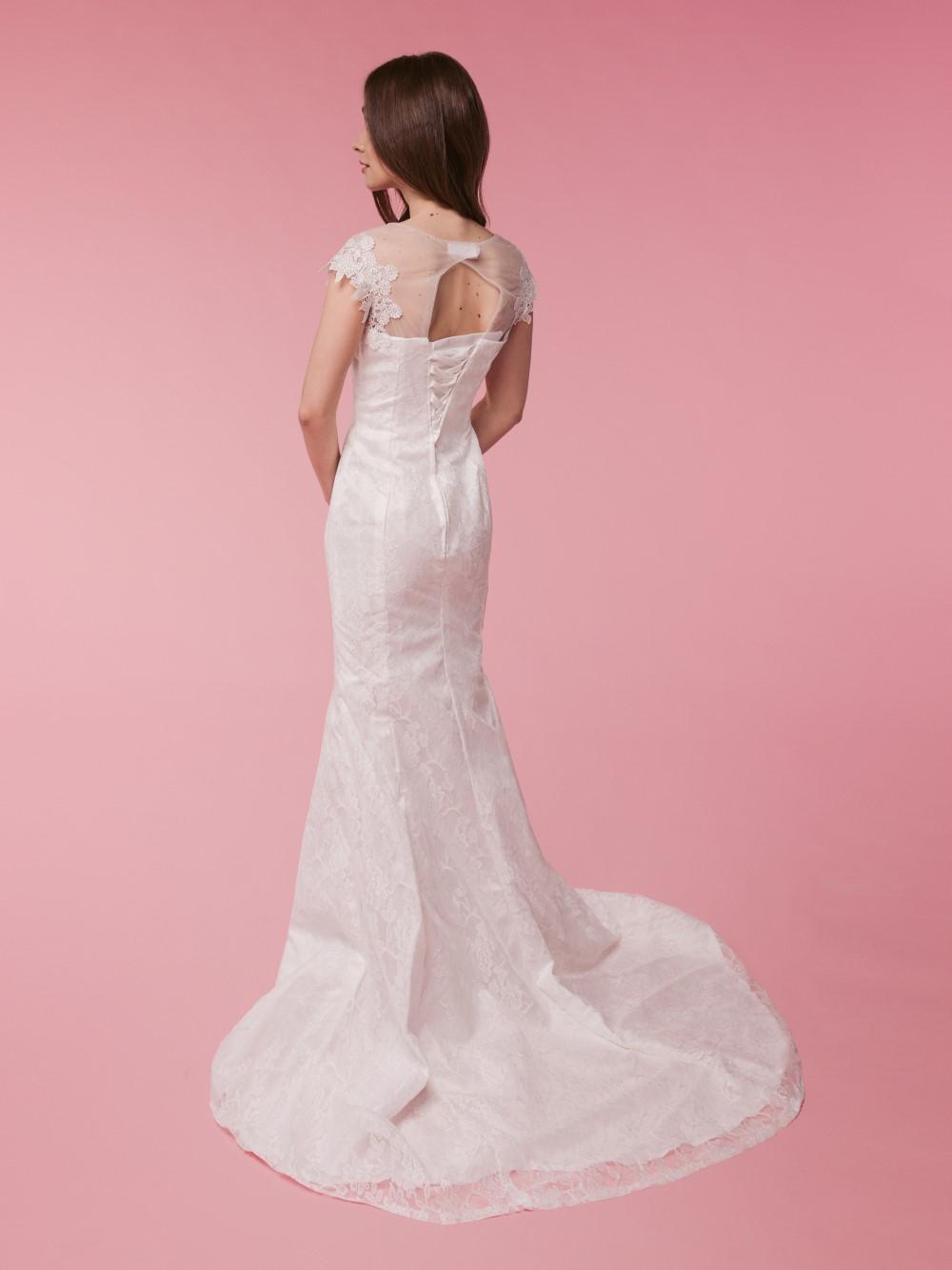 Свадебное платье Тэсс 3