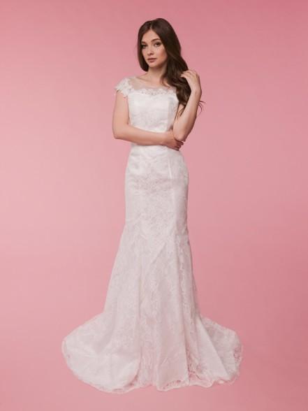 Свадебное платье Тэсс