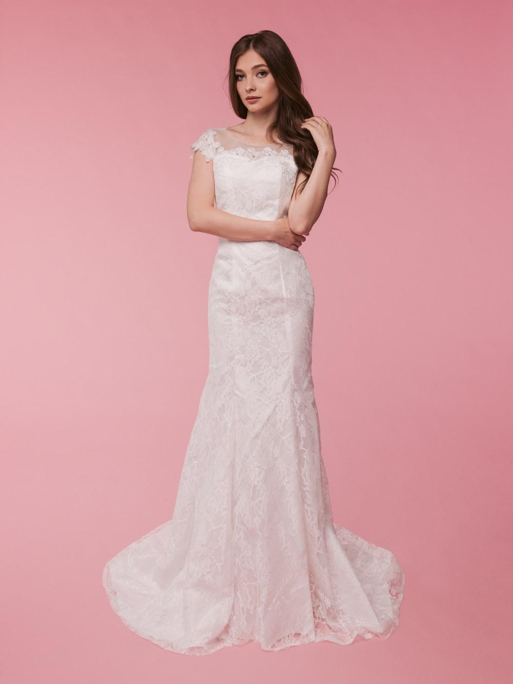 Свадебное платье Тэсс 1