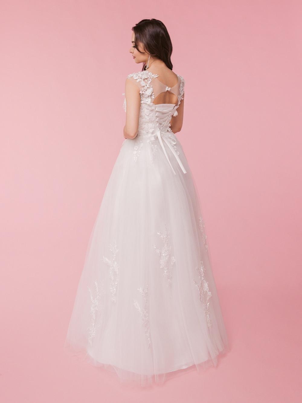 Свадебное платье Толиман 3