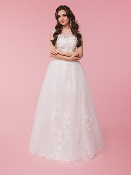 Свадебное платье Толиман