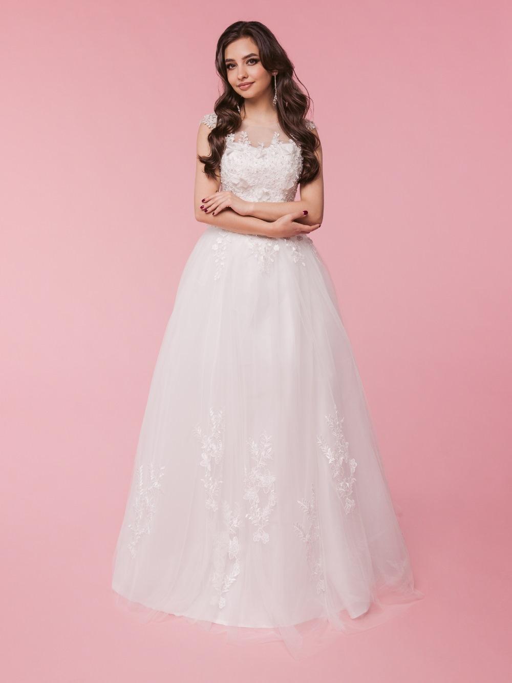 Свадебное платье Толиман 1