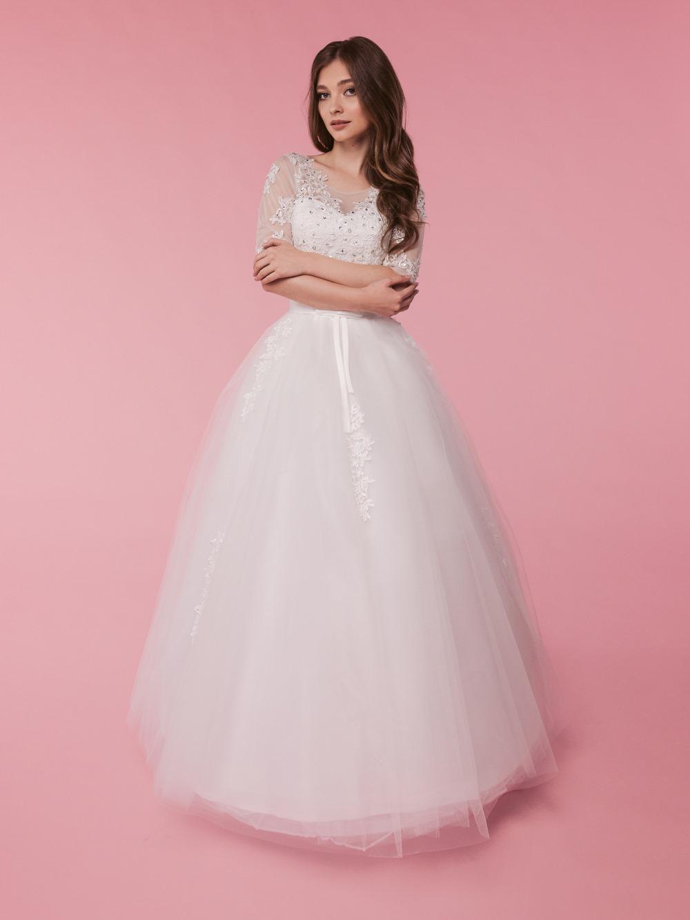 Свадебное платье Виталина 1