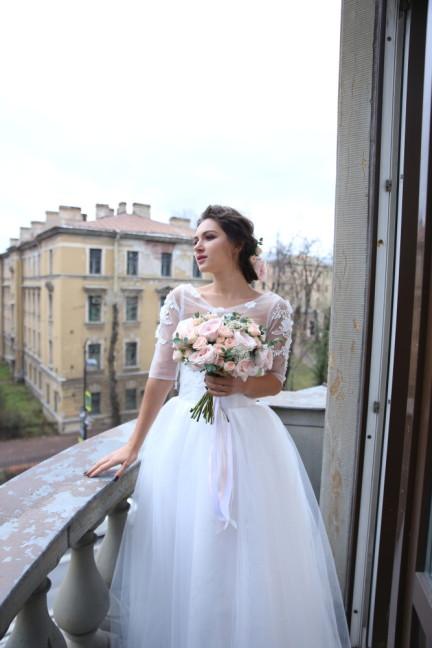 Свадебное платье Барб