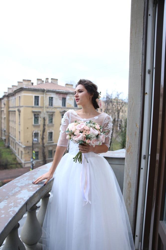 Свадебное платье Барб 1