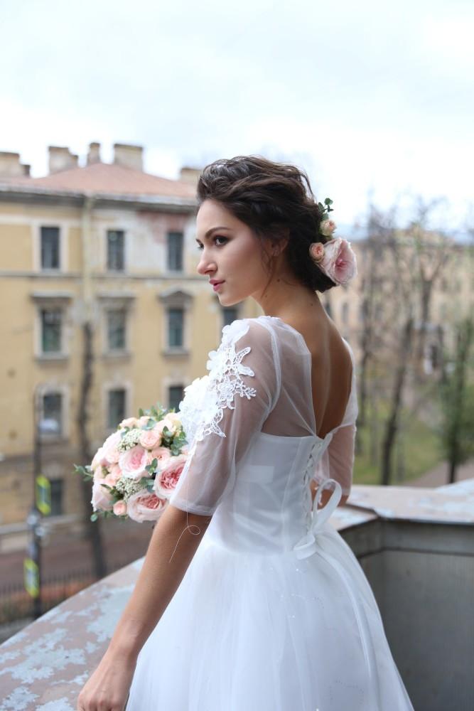 Свадебное платье Барб 2