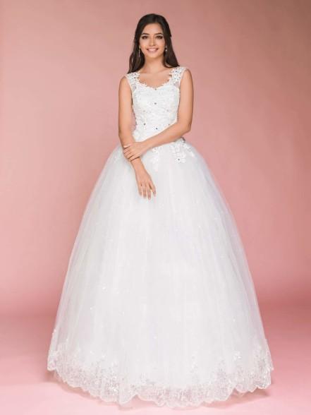 Свадебное платье Гелана