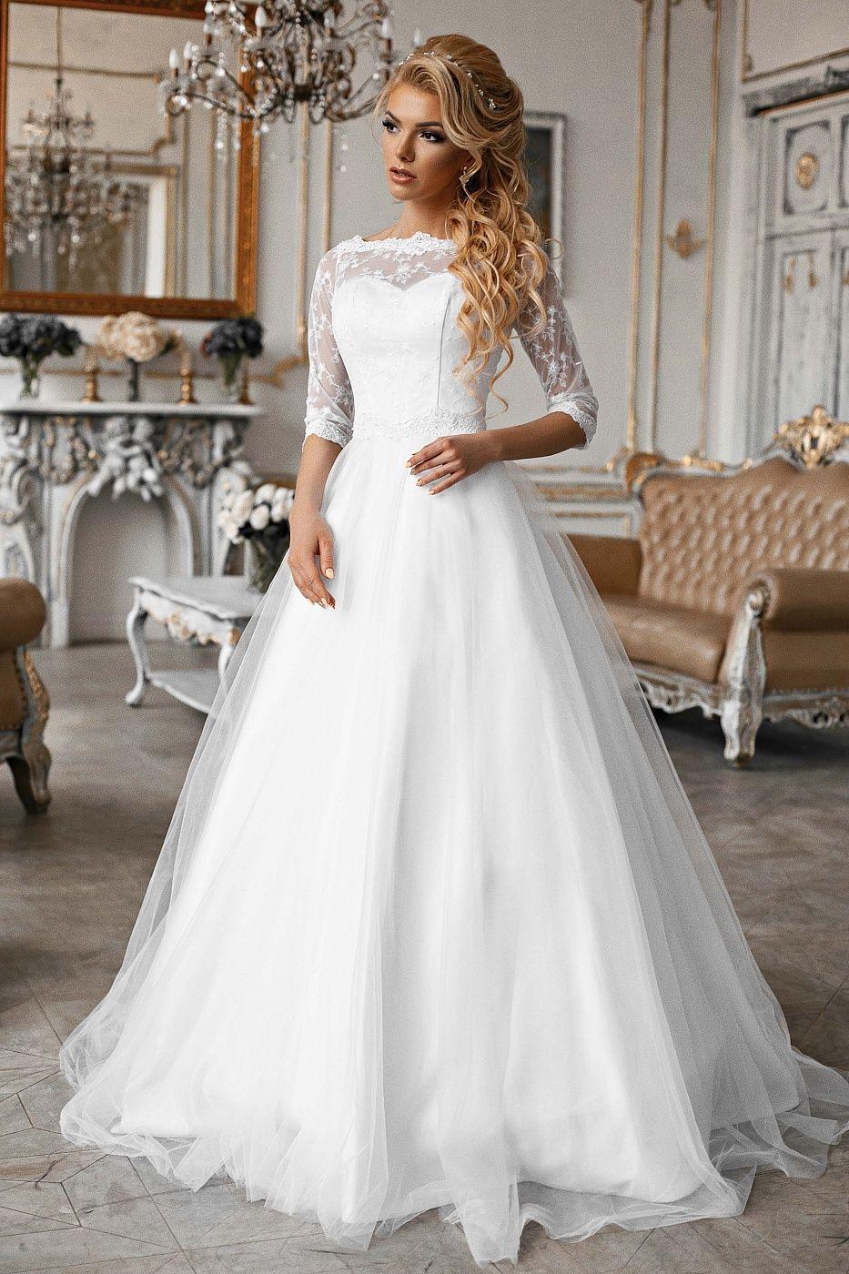 Свадебное платье Mirelle 1