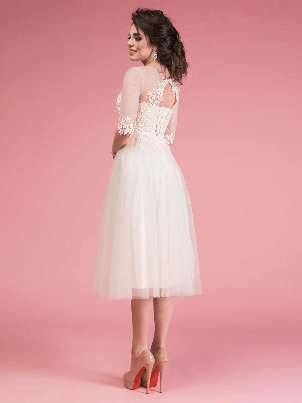 Свадебное платье Монна 2