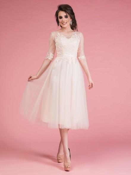 Свадебное платье Монна