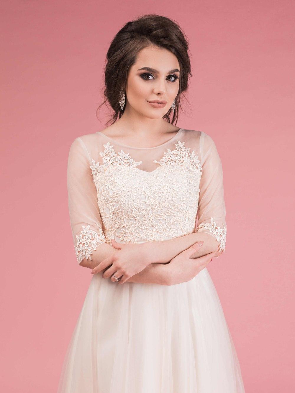 Свадебное платье Монна 3
