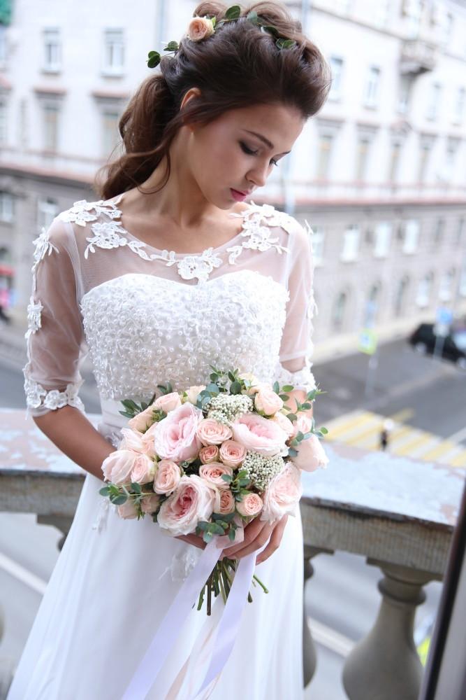 Свадебное платье Настурция 3