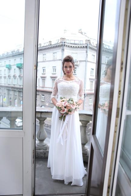 Свадебное платье Настурция