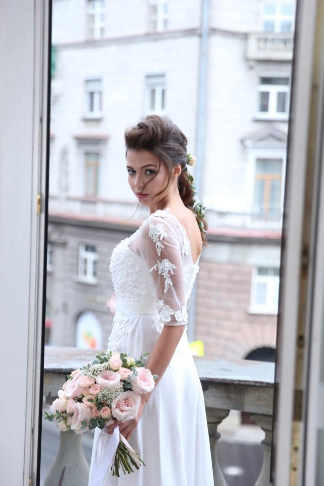 Свадебное платье Настурция 2
