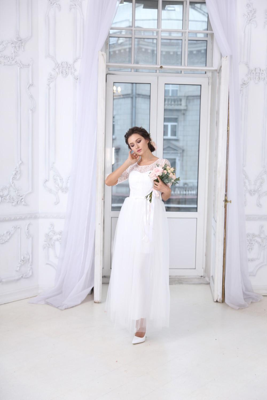 Свадебное платье Орхидея 1