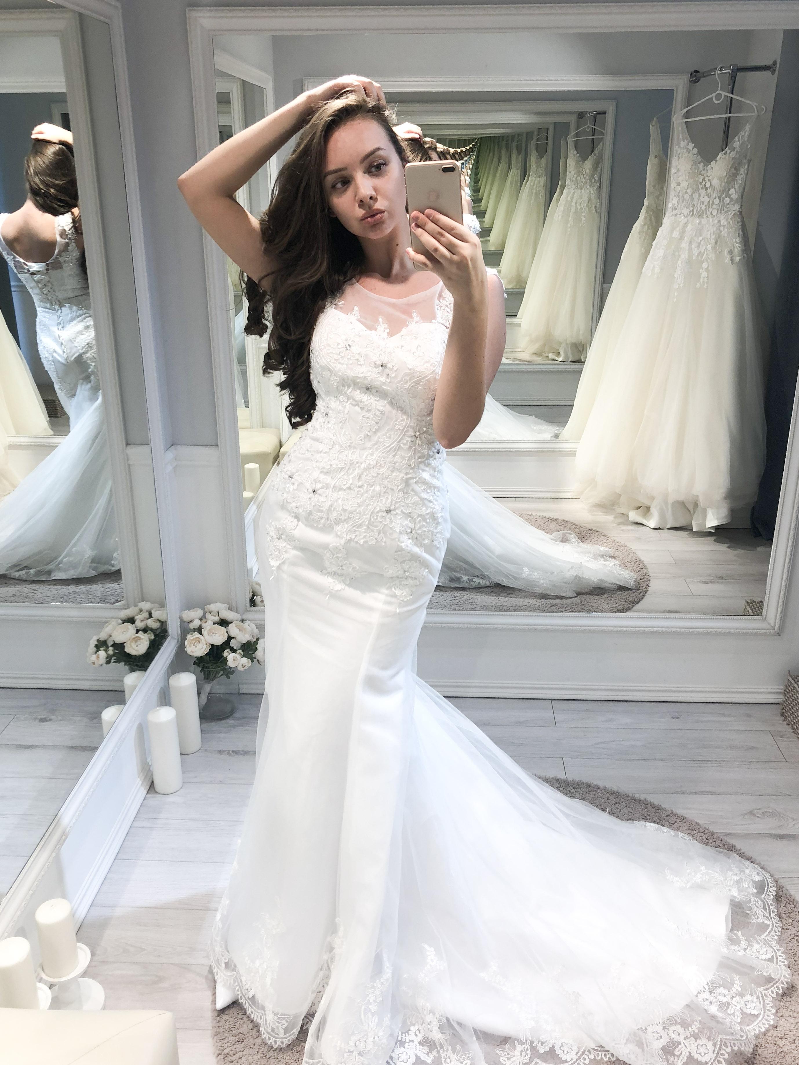 Свадебное платье Розалия 1