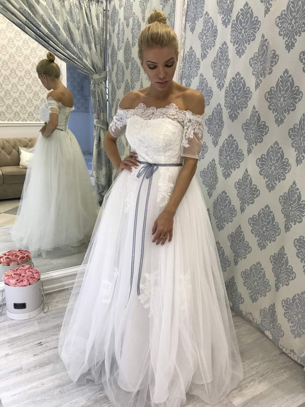 Свадебное платье Вега 1