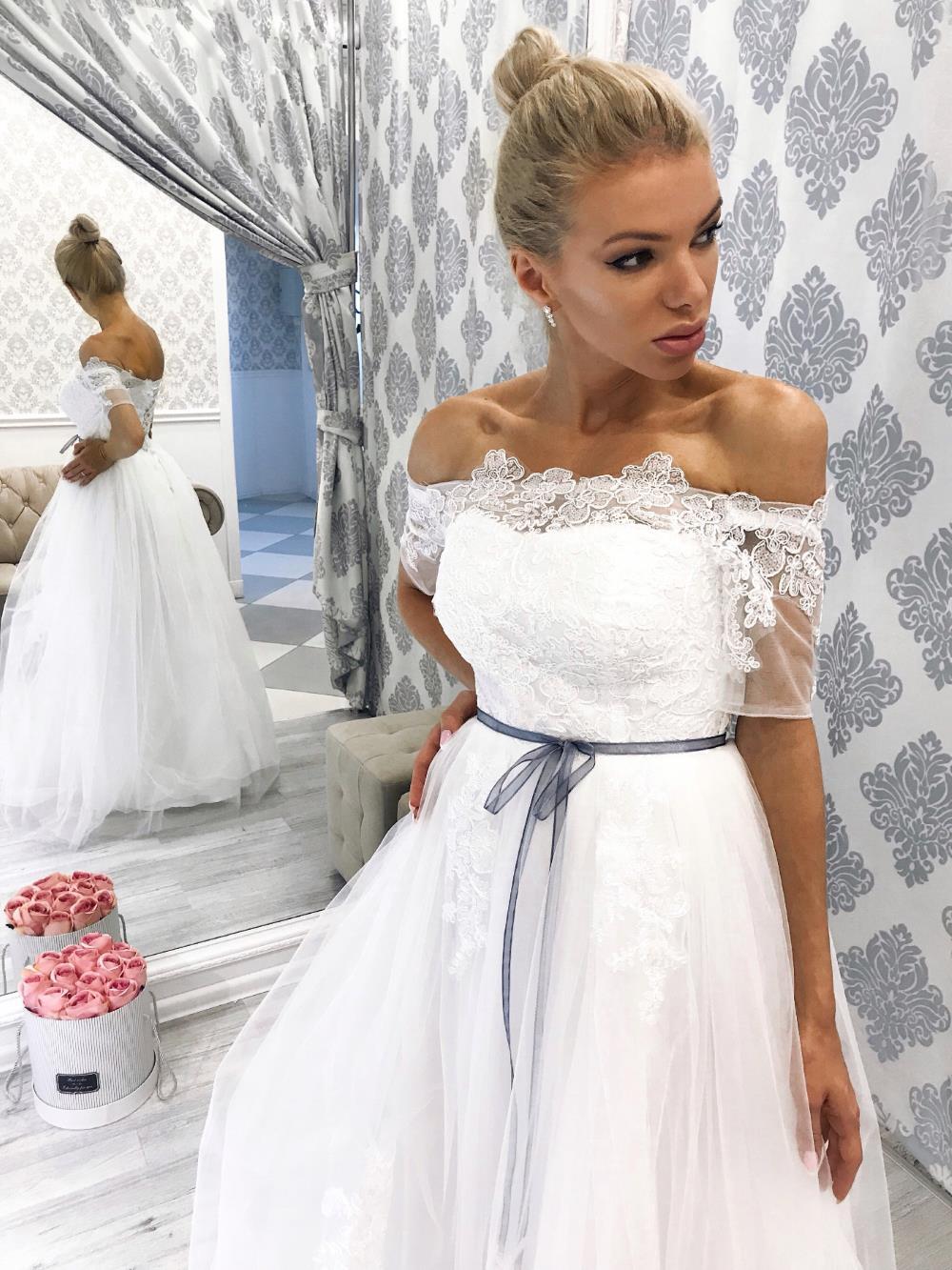 Свадебное платье Вега 2