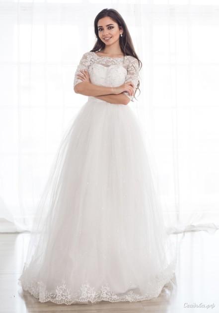 Свадебное платье Агриппина