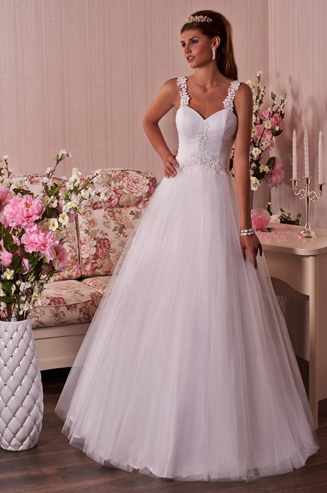 Свадебное платье Дея 1