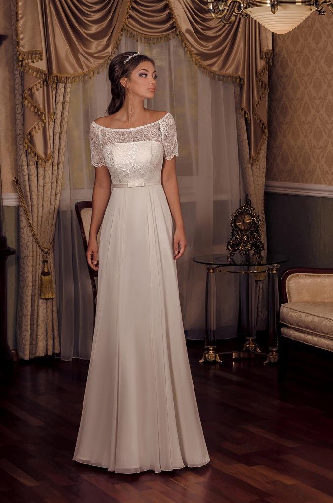 Свадебное платье Лера 1