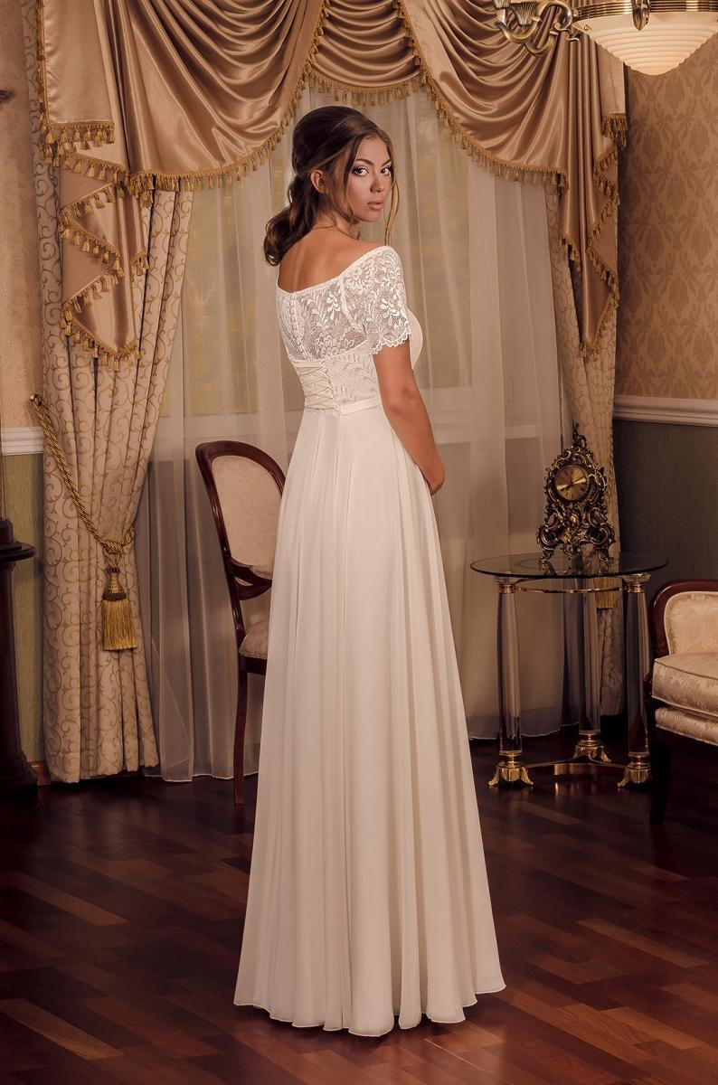 Свадебное платье Лера 2