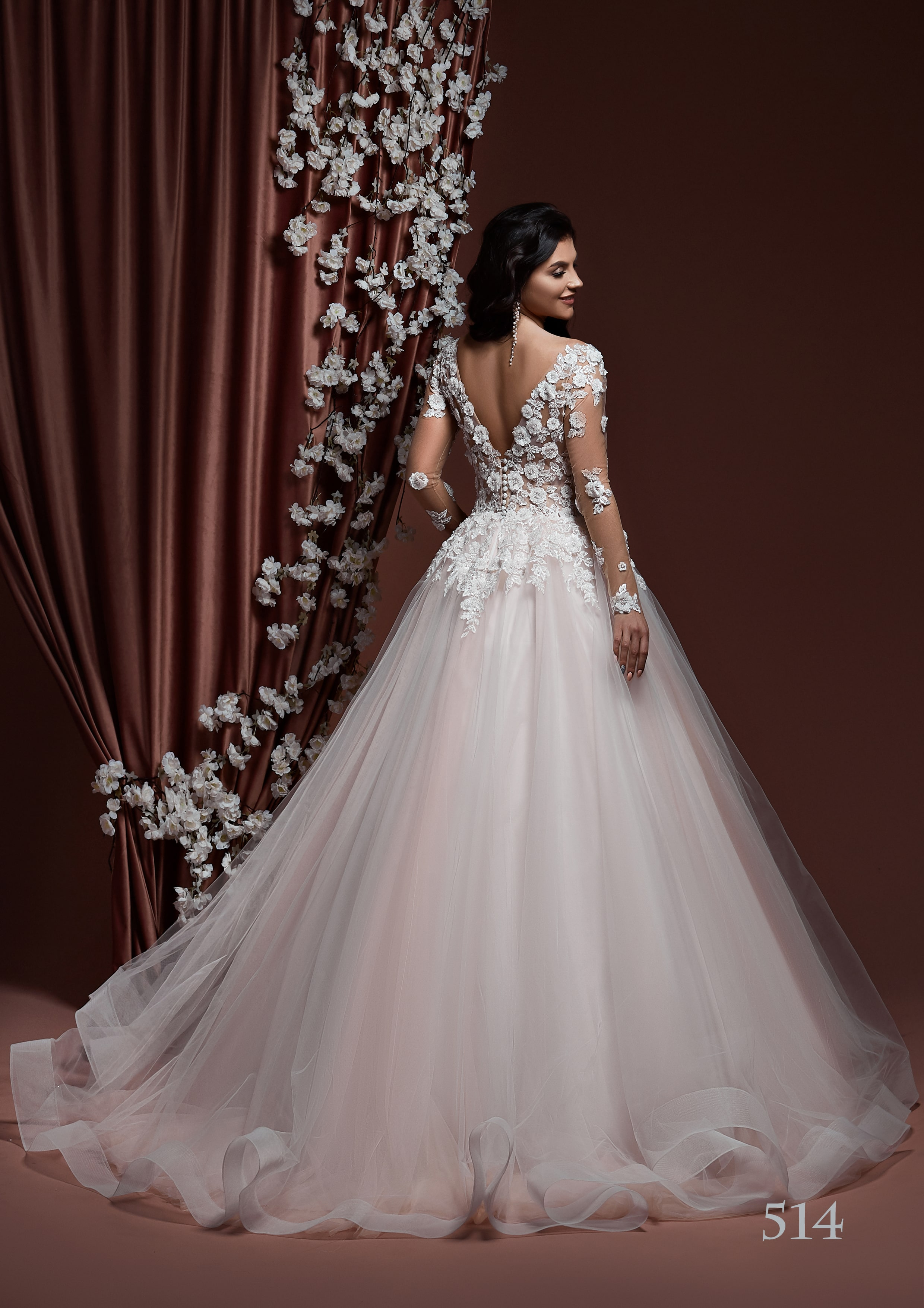 Свадебное платье Rossi 2