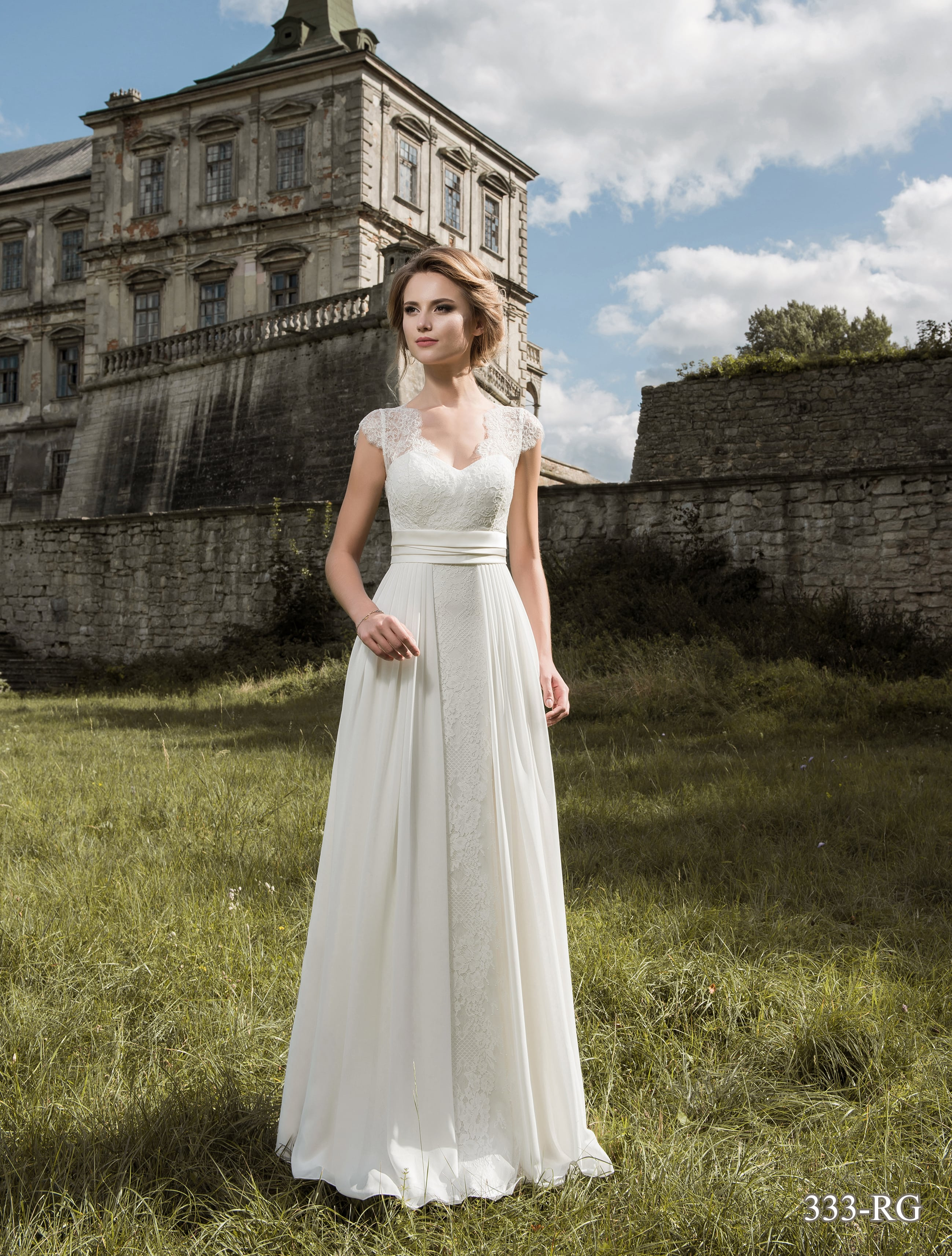 Свадебное платье Luiza 1