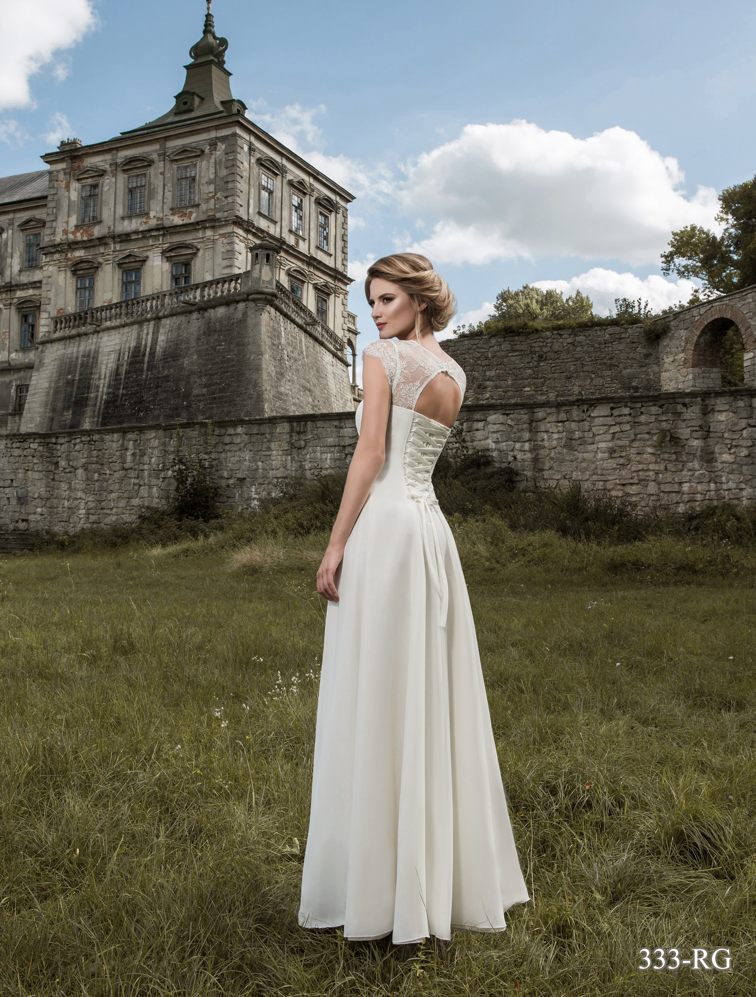 Свадебное платье Luiza 2