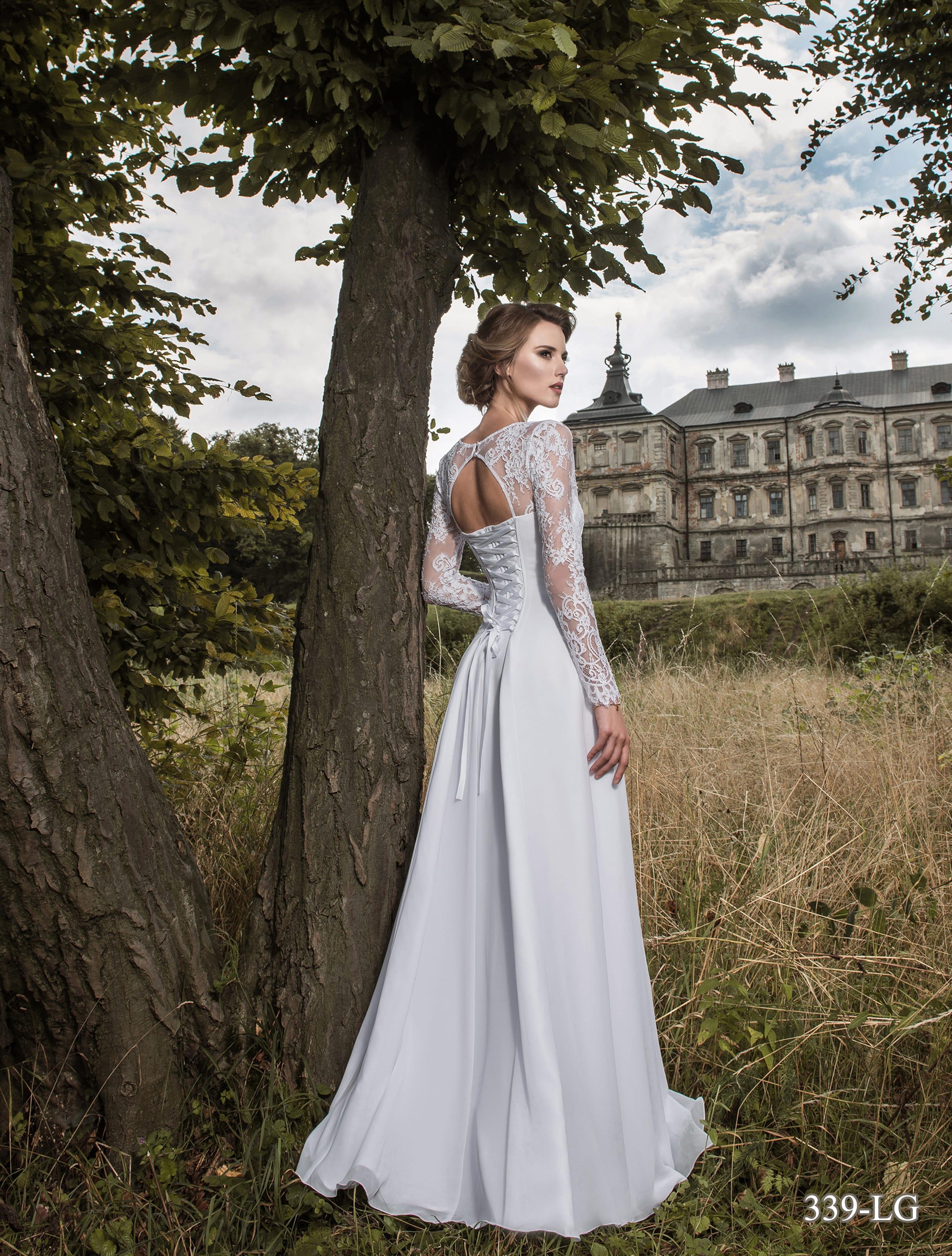Свадебное платье Leona 2