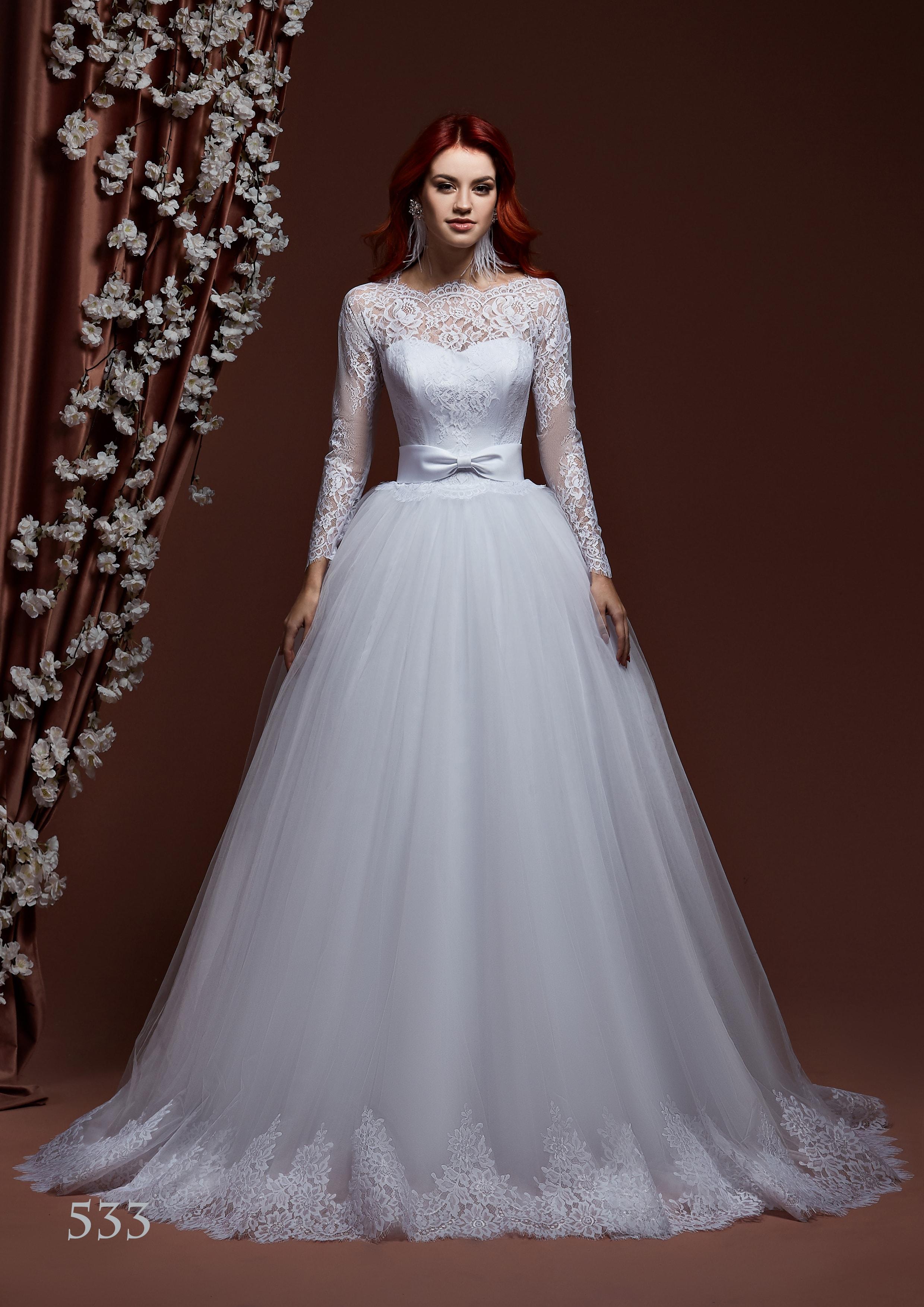 Свадебное платье Rubina 1